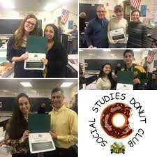 """Adam Dyche on Twitter: """"Congrats to our @WaubonsieValley Social Studies  Students of the Month! We're thankful for your passion for Social Studies  Education & proud to have you join our November #DonutClub."""