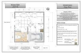 ... Layout -  Master Bathroom Plans with Walk in Shower Along with Awesome  Master Bathroom Plans Bathroom Photo Master ...