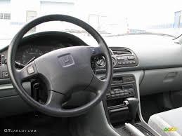 1996 Sage Green Metallic Honda Accord LX Sedan #12352585 Photo #6 ...