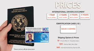The Translation Aka Document Drivers License International
