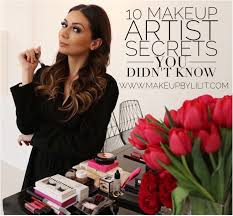 the tricks makeup artists create share use that sets them apart below are simple techniques you can do yourself that make all the difference