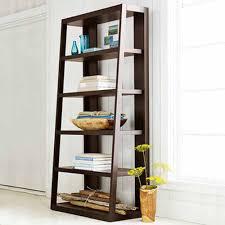 image ladder bookshelf design simple furniture. Furniture:Unique Ladder Book Storage Idea With Vertical Shelving Inside White Room Interior Simple, Image Bookshelf Design Simple Furniture S