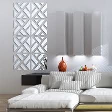 2017 new wall stickers big 3d decor modern acrylic living home large mirror pattern surface diy real wall sticker in wall stickers from home garden on  on large modern mirror wall art with 2017 new wall stickers big 3d decor modern acrylic living home large