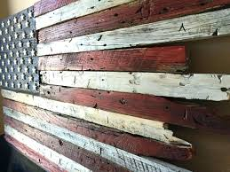 wooden american flag wall art wooden flag wall art wooden flag barn wood wood flag rustic