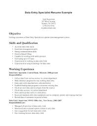 Data Entry Resume Sample Elegant Sample Data Entry Resume Nadine