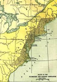 jamestown settlement *** Map Of Voyage From England To Jamestown jamestown settlement map England to Jamestown VA Map