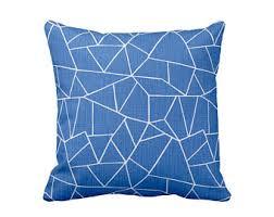 24x24 decorative pillows. Plain Pillows Decorative Throw Pillow Cover 20x20 Cobalt Blue Pillows Accent  18x18 24x24 Toss Geometric Throughout I