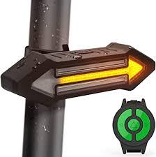 HAHAKEE Bike Tail Light, USB Rechargeable ... - Amazon.com