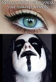 perfect makeup meme by rosenrotohrosenrot