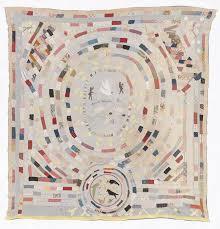 Making the Australian Quilt: 1800 -1950 – NGV Australia | The ... & Mary Jane Hannaford, born England 1840, arrived Australia 1842, died 1930,  Advance Australia quilt 1920–21, cotton, printed cotton, wool, silk, beads,  ... Adamdwight.com