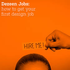 Magazine Designer Jobs London The Dezeen Guide To Getting Your First Job In The Design