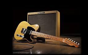 free hd guitar wallpaper