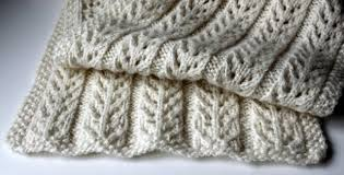 Free Knitting Patterns For Scarves Awesome Birch Trees Knitted Lace Scarf [FREE Knitting Pattern]