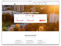 Real Estate Website Templates Unique 28 Best Free Real Estate Website Templates For Successful Realtors 28