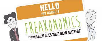 How Much Does Your Name Matter Ep 122 Freakonomics