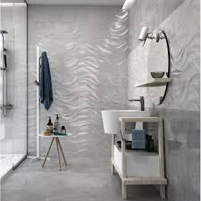 cará dark grey 30x90 ceramic gloss kitchen and bathroom wall tile