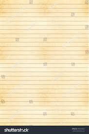 One Centimeter Graph Paper Vertical A4 Size Yellow Sheet Old Stock Vector Royalty Free