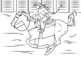 Small Picture Race Horse Coloring Pages Printable Coloring Pages