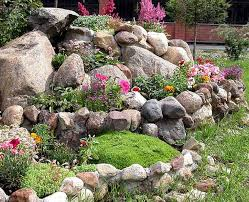 Rock Garden Design Ideas Fascinating Easy Ideas For Landscaping With Rocks