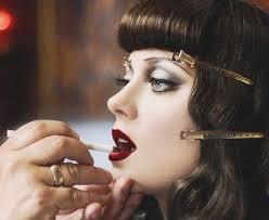 1930s makeup tutorial video