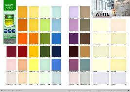 Wall Paint Color Combination Chart Bedowntowndaytona Com