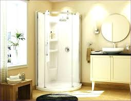 corner shower enclosure kits stall inch bathroom marvelous kit sta corner shower enclosure kits