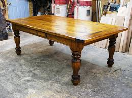 Round Pine Kitchen Table Farm Style Kitchen Table Images About Dining Room Ideas On