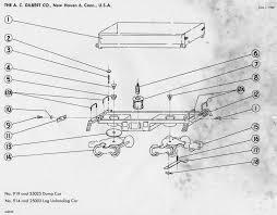 american flyer dump car 919 parts list & diagram traindr American Flyer Wiring Diagrams american flyer dump car 914 & 919 parts list & diagram american flyer wiring diagrams diesel