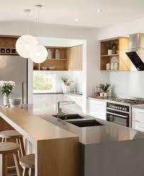 Kitchen Design New Zealand Top 5 Kitchen Living Design Trends For 2014 Caesarstone New