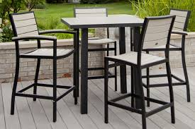 outdoor bar table and chairs brisbane designs