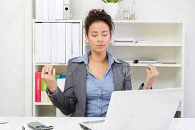 meditation office. Meditation Office. Splendid Office Ideas Business Woman Meditating At Space: Full Size
