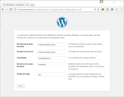 wp config php de wordpress guía