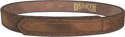 buckleless leather belt