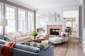 maybe a double sided fireplace between the living room and library or  dining room?