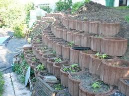 Garten Hang Begradigen Ebenen Hausgarten Net