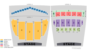 Detroit Opera House Detroit Mi Seating Chart Tickets Roald Dahls Charlie And The Chocolate Factory