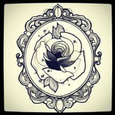 simple frame tattoo. Beautiful Simple Frame For Marie Miss JulietTattooDraw And Life Rose Tattoo Giulia  Frederica Parma With Simple
