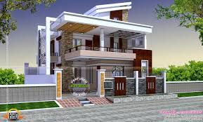 Awesome Modern Indian House Designs Photos Home Decorating