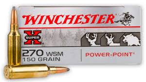 270 Wsm Ballistics Gunners Den