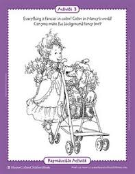 Small Picture Fancy Nancy Printable Activities FancyNancyWorldcom Hailey