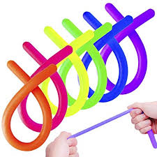 tactile sensory toys for autistic children sensory fidget stretchy string toy for kid and adlut