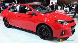2016 corolla special edition interior. 2016 Toyota Corolla SE Special Edition Exterior And Interior Walkaround 2015 New York Auto Show YouTube Inside