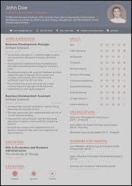 Creative Resume Templates Free Word. Free Photo Resume Templates ...