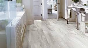 vinyl is the best flooring for bathrooms