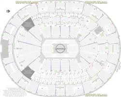 united center seating chart with seat numbers lovely prudential