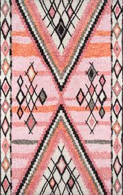 momeni margaux collection mgx 2 pink area rug