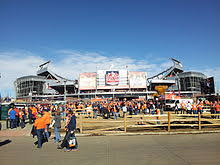 Sports Authority Field Mile High Stadium Seating Chart Broncos Stadium At Mile High Wikivisually