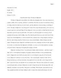 canon response paper final