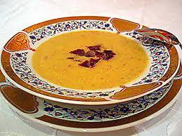 العدس الأصفر الحار طبق هندي شهي وسهل التحضير