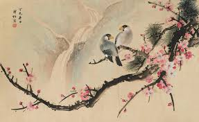 birds in four seasons the collection of chinese flower and bird paintings
